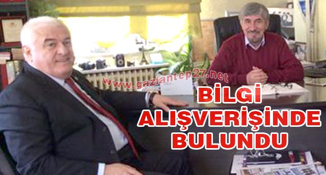 EKİCİ ÖZEKŞİ'YE ANLATTI..