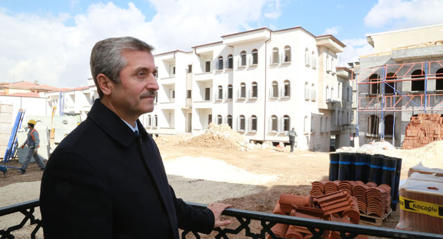Yazıcık'ta Antep Evi Mimarisi