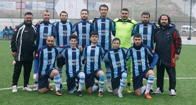 Demirspor gol yağdırdı 5 – 0
