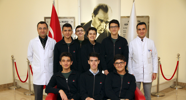 Sanko Okulları'ndan Olimpiyat Başarısı