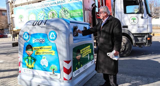 ''Doğa Dostu'' Şehitkamil Belediyesi