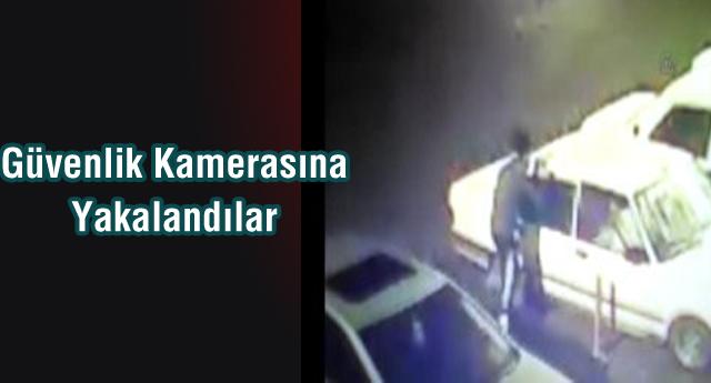 Gaziantep'te Otomobil Hırsızlığı İddiası