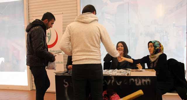 Gaziantep'te Sigarayı Bırakma Etkinliği