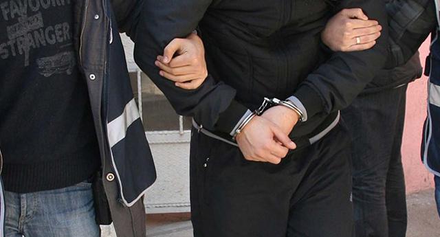 Gaziantep'e Geçmek İsterken Yakalandılar
