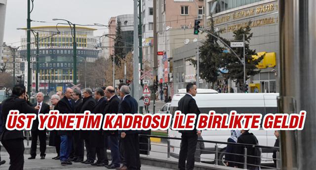 BAKAN MÜEZZİNOĞLU GAZİANTEP'TE