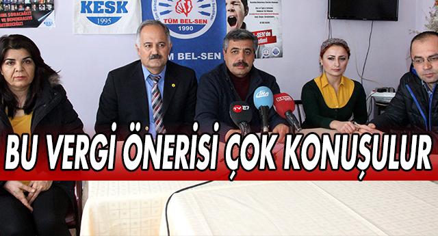 ZENGİNLERDEN SERVET VERGİSİ ALINSIN