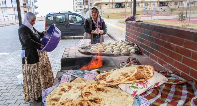 Tandır Kültürü Şehitkamil'de Yaşatılacak