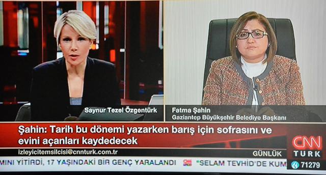 FATMA ŞAHİN'DEN ÇARPICI AÇIKLAMALAR