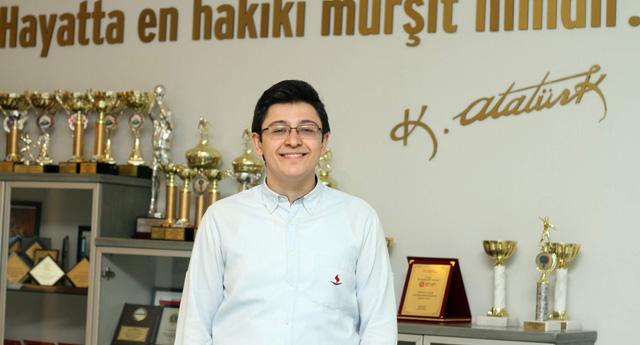 Sanko Koleji Öğrencisinden Olimpiyat Başarısı