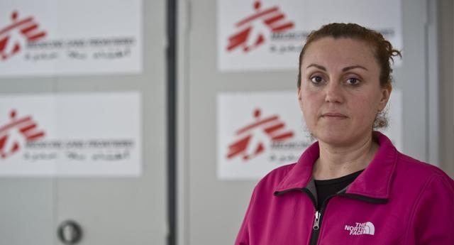 Azez'deki Sağlık Hizmetleri Durma Noktasında