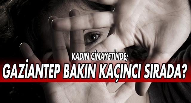 GAZİANTEP'İN UTANÇ HARİTASI !