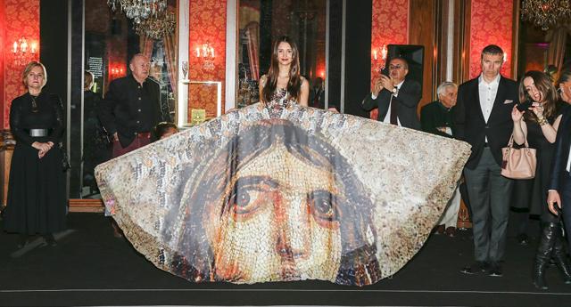 Mozaiklerimiz İsviçre'de