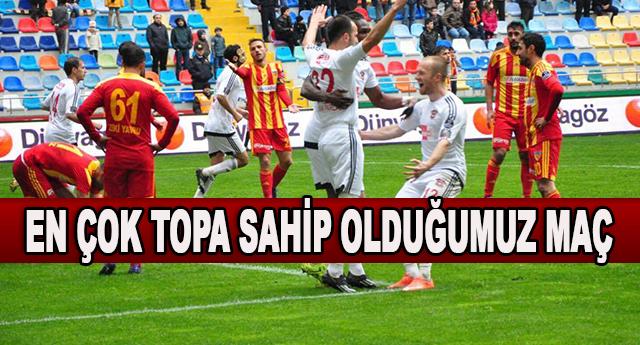 Rekoru Kayseri'de kırdık