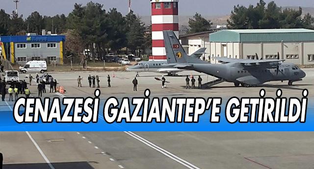 Şehit Cenazesi Gaziantep'te