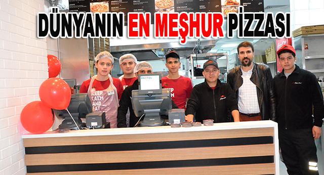 Pizza Hut merkeze taşındı
