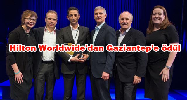 Ödül Gaziantep'in