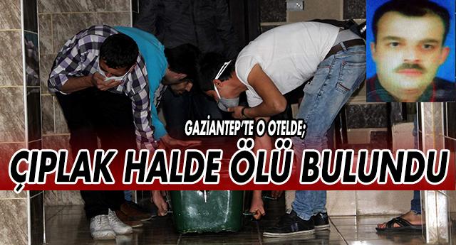 OTEL ODASINDA 4  GÜN ÖLÜ KALMIŞ !
