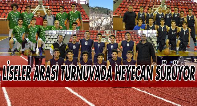 Cumhuriyet yarı finalde 42-33