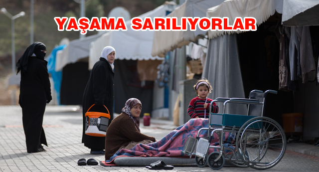 Acının adı Suriyeli kadınlar