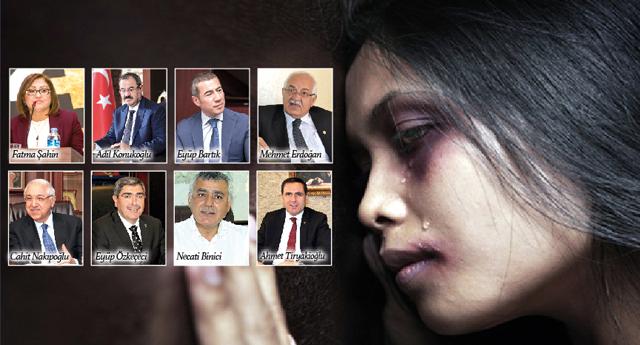 8 Mart Kadınlar gününde şiddet ve cinayet mesajları