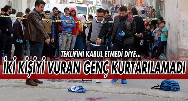 LİSELİ GENÇ KURTARILAMADI...