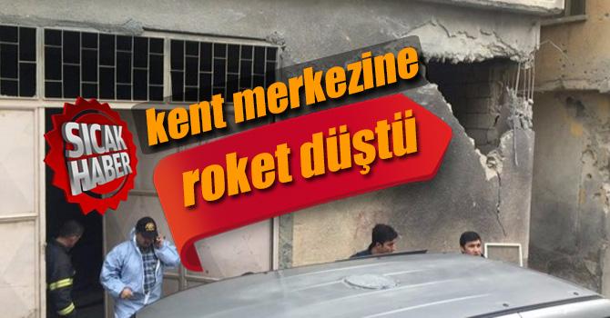 FLAŞ | KİLİS\'E YİNE ROKETLİ SALDIRI !
