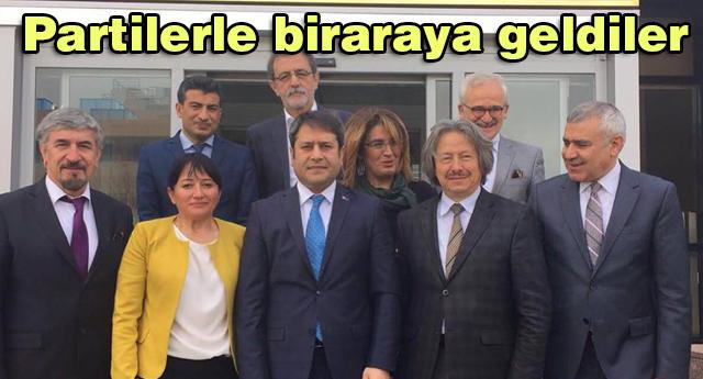 Kent Konseylerinin Ankara çıkartması