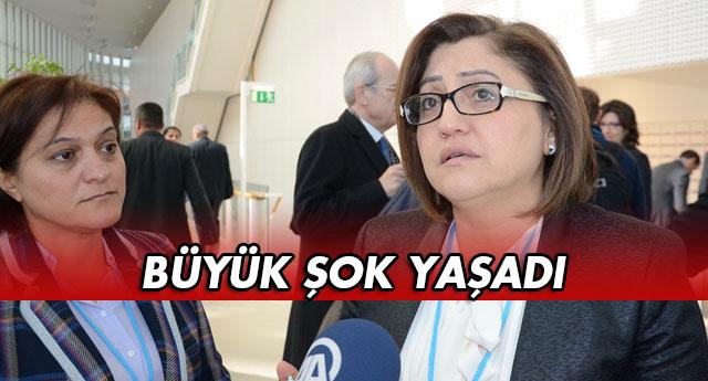 Fatma Şahin kahroldu