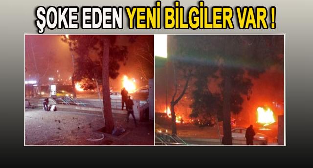 Bomba düzeneği Gaziantep'te mi hazırlandı?