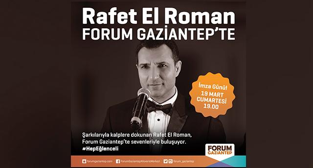 Rafet El Roman müjdesi