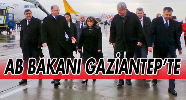 Bozkır'ı Havaalanında karşıladılar