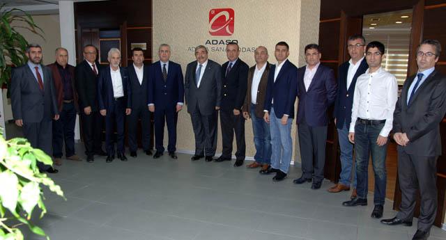 Konukoğlu Adana'yı etkiledi