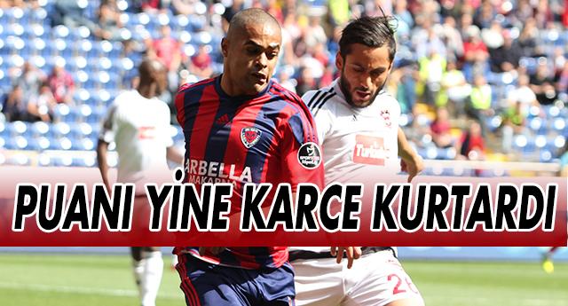ELİ ÖPÜLESİ KARCE  0-0