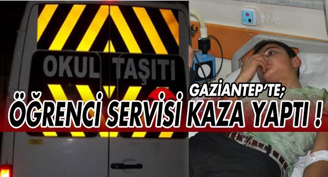 FECİ KAZA ! 15 YARALI...