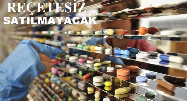 Gaziantep'te reçetesiz antibiyotik satışı yasaklandı