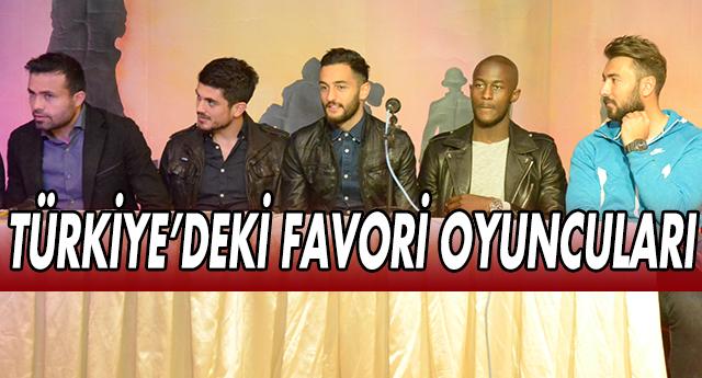 Türkiye'deki en iyi futbolcular kim?