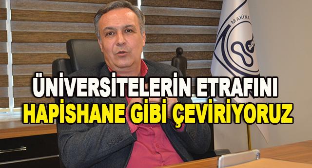 Makina Mühendisleri Odası Başkanı Gürcan Ülgey net konuştu