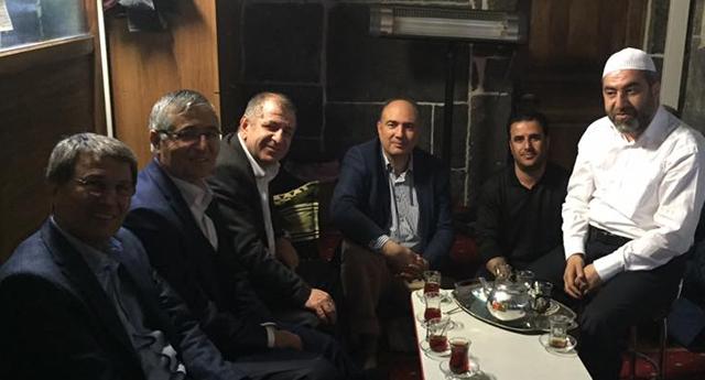 Diyarbakır'a gittiler
