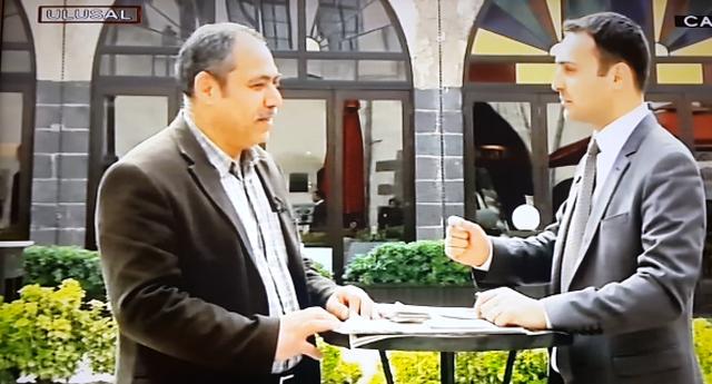 Abuşoğlu Ulusal Kanal'da