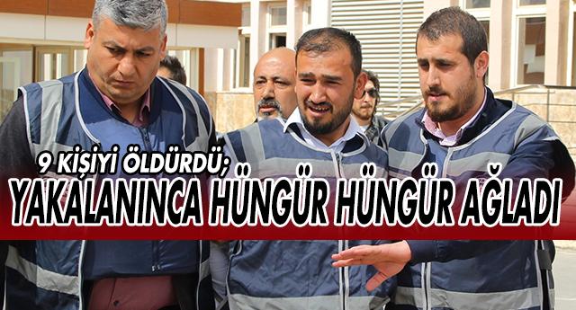 ACIMASIZ KATİL, BEBEK GİBİ AĞLADI !