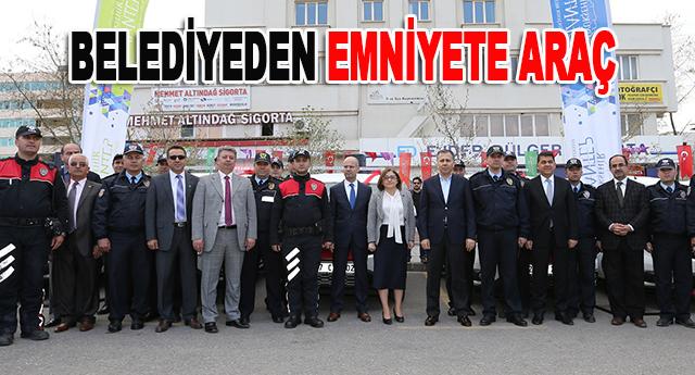 5 TANE POLİS MERKEZİ KURULACAK