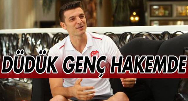 Trabzon maçını Öztürk yönetecek