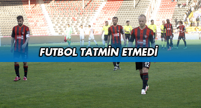 Trabzon'a ikram 0-1