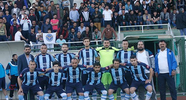 Demirspor Şampi… 3 – 1