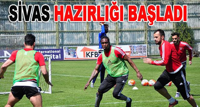 Gaziantepspor'da, hazırlıklar başladı
