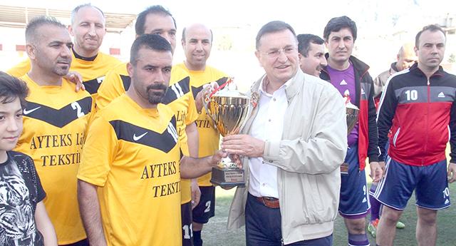 Şampiyon Gaziantep
