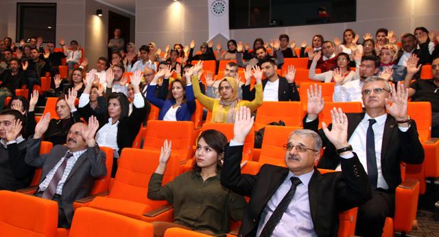 Uygulamalı eğitim semineri