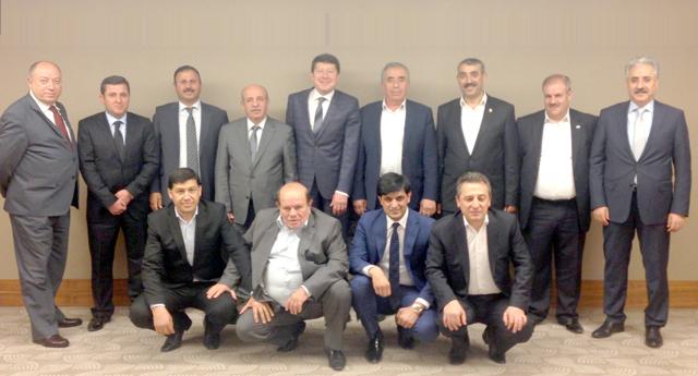 Erhan Özmen yeniden başkan