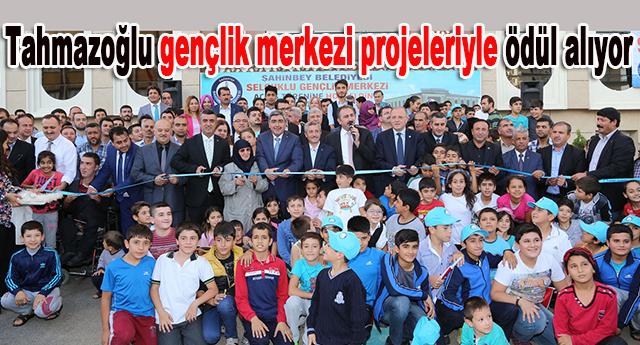 Şahinbey'e ödülünü Başbakan verecek
