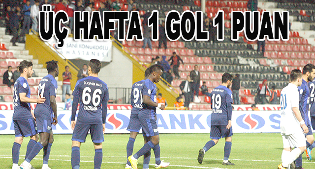 Play Off zora giriyor
